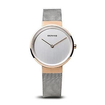 Bering Quartz analogue watch with stainless steel band 14531-060