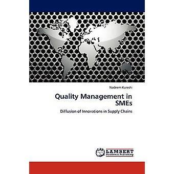 Kvalitetsstyring i SMV'er ved Kureshi & Nadeem