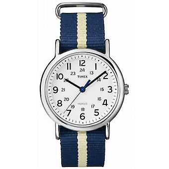 Timex Indiglo unisexe Weekender T2P142 montre
