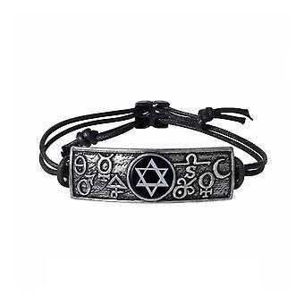 Alchimie Principia Alchemystica Bracelet