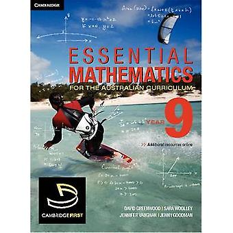 Essential Mathematics for the Australian Curriculum Year 9 by David G