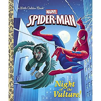 Night of the Vulture! (Marvel - Spider-Man) by Frank Berrios - 9781524