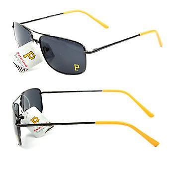 Pittsburgh Pirates MLB Polarized Metal Frame Sunglasses
