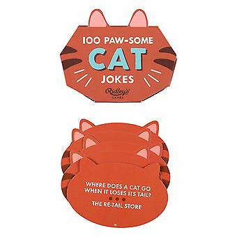 Ridleys 100 Cat Witze