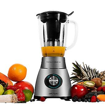 Blender Bowl Cecotec Power Black Titan 1800 2.1 L 1800W Edelstahl