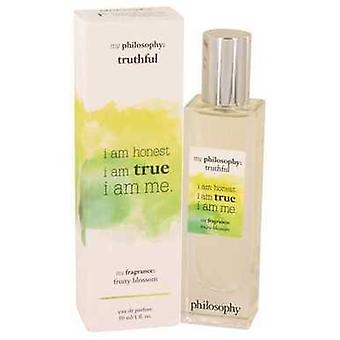 Philosophy Truthful By Philosophy Eau De Parfum Spray 1 Oz (women) V728-537698