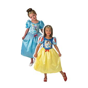 Reversible Costume Cinderella to Snow White - Disney