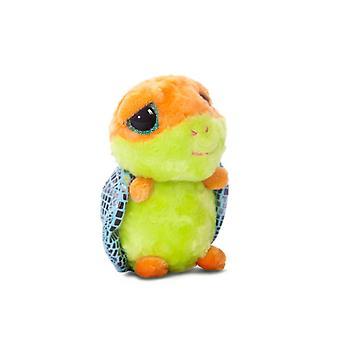 Aurora-Welt 5-Zoll-Yoohoo und Freunde Rockee Schildkröte Plüsch-Spielzeug