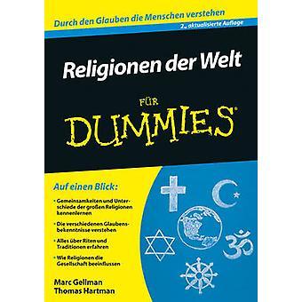 Religionen der Welt Fur Dummies (2nd Revised edition) by Marc Gellman