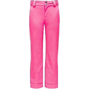 سبايدر الدفع الفتيات Repreve بريمالوفت السراويل التزلج الوردي