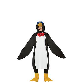 Adult Penguin Animal Zoo Novelty Funny Fancy Dress Costume
