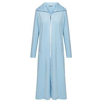 Feraud 3883036-11828 Women's Powder Blue Robe Loungewear Bath Dressing Gown
