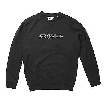 Vissla strands crew sweatshirt - phantom