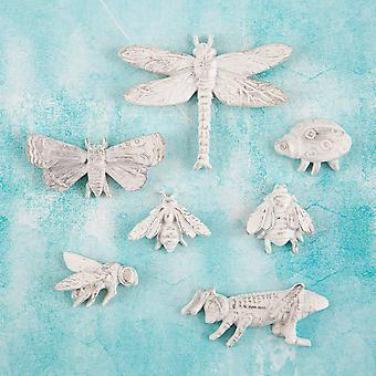 Shabby Chic Treasures Resin-Bugs RE8-92524