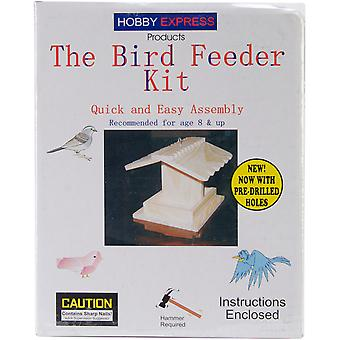 The Bird Feeder Kit Unfinished 60001