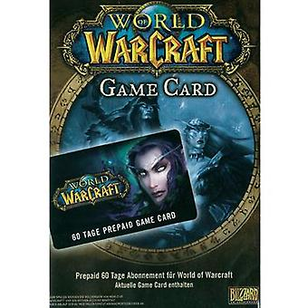 Carte World of Warcraft 60 jours PC USK: 0