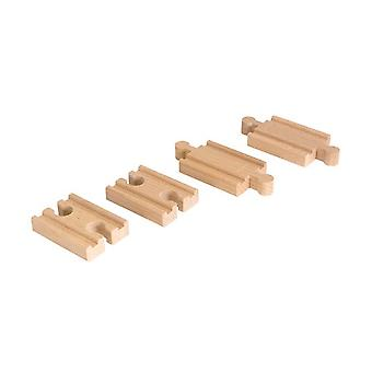 BRIO Mini Straight Track Pack 33393