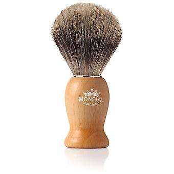 Mondial 1908 Badger Shaving Brush Wood Diameter 18 Mm (Man , Shaving , Brushes)