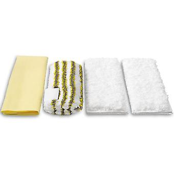 Kärcher Microfiber cleaning cloth bath set (4 pcs.) 2863171