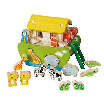 EverEarth Noah's Ark Wood (Babies , Toys , Puzzles)