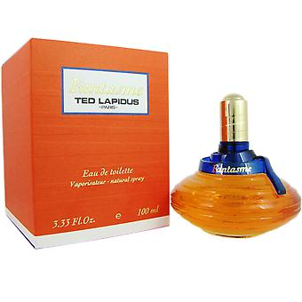 Fantasme pour femme par Ted Lapidus 3,3 oz EDT Spray