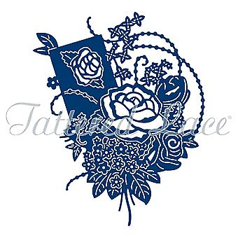 Tattered Lace Rose Bouquet Die
