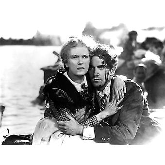 In Old Chicago Alice Brady Tyrone Power 1937 Tm And Copyright  20Th Century Fox Film Corp All Rights Reserved Courtesy Everett Collection Photo Print