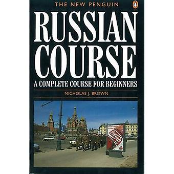 De nieuwe Russische cursus van de pinguïn door Nicholas J. Brown