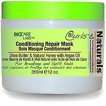 Krøller & Naturals Conditioning reparation maske 340g