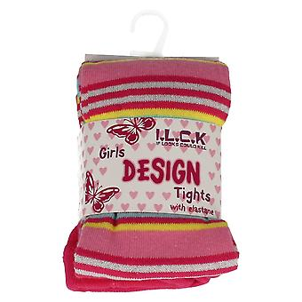 Girls ILCK Design Tights