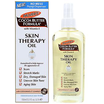 Palmers Cocoa Butter hud behandling olie 150ml