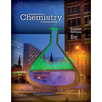 Introductory Chemistry: A Foundation (Hardcover) by Zumdahl Steven S. Decoste Donald J.