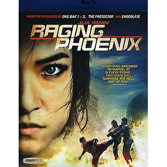 Raging Phoenix [BLU-RAY] USA import