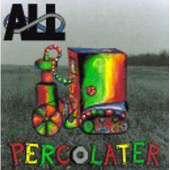 Alla - Percolater [Vinyl] USA import