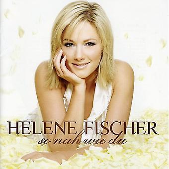 Helene Fischer - dus geen Wie Du [CD] USA import
