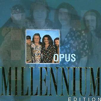 Opus - Millennium Edition [CD] USA importieren