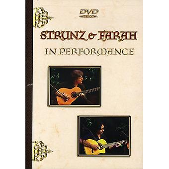 Strunz & Farah - Strunz & Farah i ydeevne [DVD] USA import