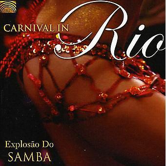 Explosao Samba - carnaval in Rio [CD] USA import