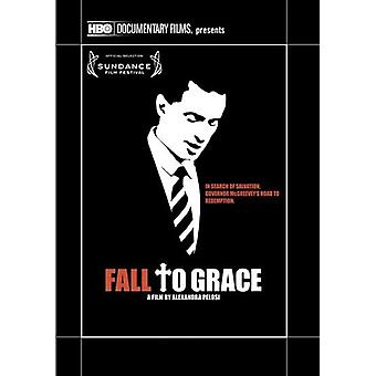 Fall to Grace [DVD] USA import