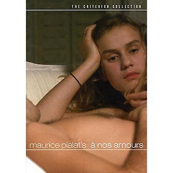 A Nos Amours [DVD] USA import