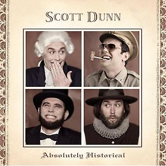 Scott Dunn - absolut historiska [CD] USA import