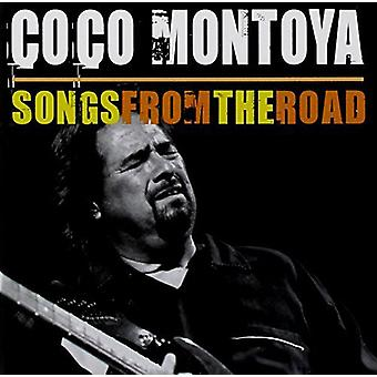 Coco Montoya - sange fra the Road [CD] USA import