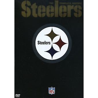 NFL historien om Pittsburgh Steelers [DVD] USA importerer