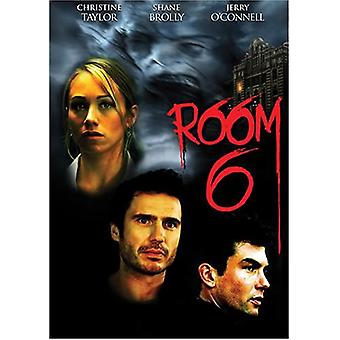 Room 6 [DVD] USA import