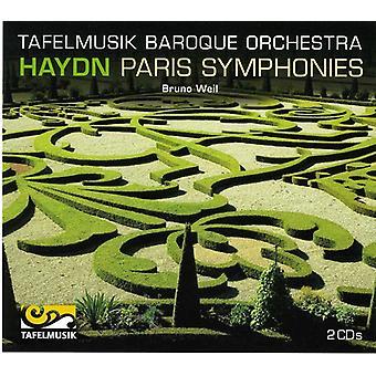 J. Haydn - Haydn: Paris symfonier [CD] USA import