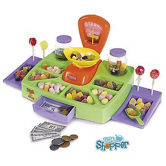 卡斯登 519 玩具精选和混合甜品店