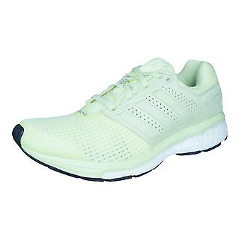 adidas Supernova Glide 7 Womens Running Trainers - Yellow