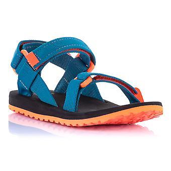 Kilde kids sandal urban ocean orange - 101093OS