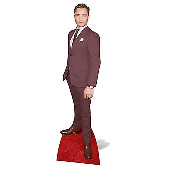 Ed Westwick Life-sized papp åpning