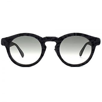 Italia Independent 0926 Velvet Sunglasses In Velvet Stone Grey